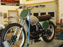 vintage honda vintage motorsports 1974 honda cr125 elsinore