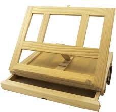 Desk Easel For Drawing Table Top Easels For Painting And Drawing