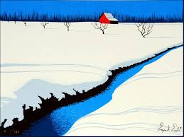 eyvind earle christmas cards 18 best artists eyvind earle images on drawings