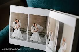 white wedding album white leather pennsylvanian wedding album