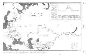 Ussr Map Jews In