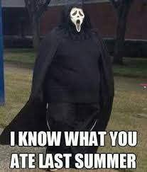 Scream Meme - scream 5 we all scream for ice cream