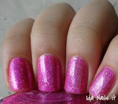 ida nails it cupcake polish las vegas showgirl collection
