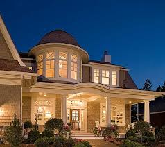 house plans with large front porch plan 20095ga spectacular home for the large family indoor
