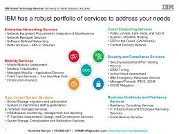 Ibm Service Desk Software Ibm Infrastructure Services 2016 1 Pager