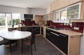 modele cuisine attractive cuisine amenagee avec bar 11 modele de cuisine en l