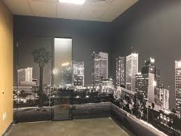 wall coverings transform any blank wall into a visual masterpiece dramatic black and white images make this wall mural work