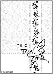 Sketch Birthday Card 3729 Best Cards Images On Pinterest Printable Paper And Seals