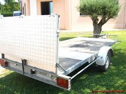 carrello porta auto usato vendesi vendo carrello trasporto moto auto simacar 183720 ricambi modena