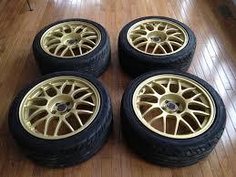 subaru factory wheels 22b sti bbs 17x8 5jj et 5x100 i club