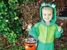 Frog Halloween Costume Infant Easy Craft Baby Bull Halloween Costume Hgtv
