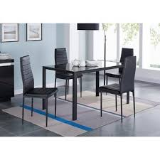 compact dining table and chairs modern contemporary compact dining set allmodern