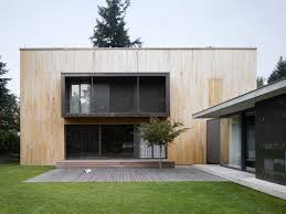 family house located in designed by studio pha simple design with