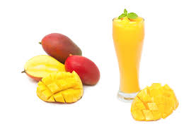 Mango Juice mango 1kg box 10 x 100g tropifruit