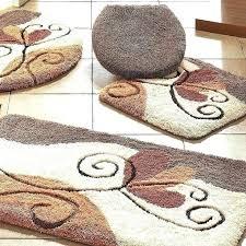 bathroom mat ideas orange bath rug set ideas orange bathroom rugs and burnt orange