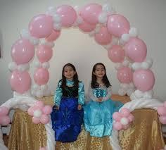 Balloon Diy Decorations Cinderella Balloon Carriage Decoration How To Make A Diy Balloon