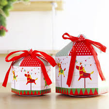 where can i buy christmas boxes aliexpress buy 10 pieces lot merry go candy box cookie