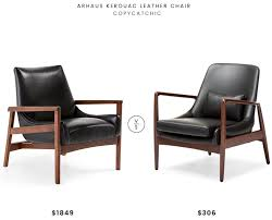 Leather And Wood Chair Chair Archives Copycatchic