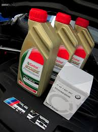 how to change the oil in your bmw m3 castrol edge tws 10w 60