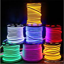 sale led neon flex light ac220v smd2835 120leds m led neon