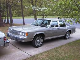 coal 1991 ford crown victoria lx u2013 a brief fling with a panther