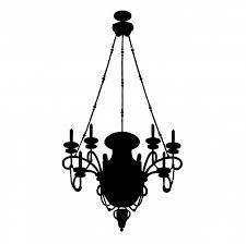 Black Gothic Chandelier Vintage Gothic Chandelier Clip Art Library