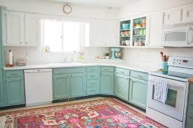 Diy Kitchen Makeovers - affordable diy home kitchen makeover popsugar home