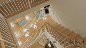 How To Build A Stair Banister Creating A Landing Between Two Sets Of Stairs