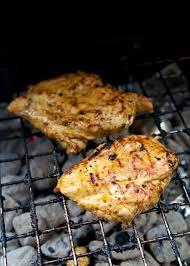 bbq ranch grilled chicken plain chicken