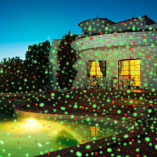 House Christmas Light Projector by Blisslights Outdoor Firefly Light Projector Sacharoff Decoration