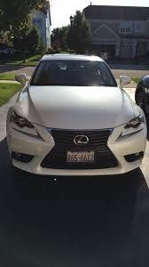 lexus sedan line rides