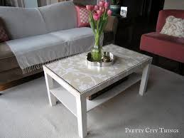 Coffee Tables Ikea Ikea Goes Glam A Lack Hack Coffee Table Makeover Emmerson And