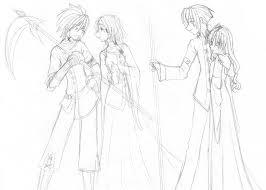 a couple sketches by dreamangelkristi on deviantart