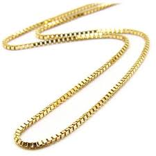 box chain gold necklace images Shop 10k 14k gold chains online yellow gold rose jpg