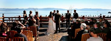 South Lake Tahoe Wedding Venues Sunnyside Resort