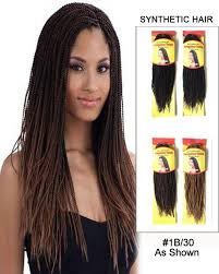 medium box braids with human hair 18 braiding hair synthetic hair extension jumbo braid box braid