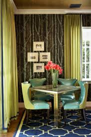 Green Dining Room Table by 229 Best Glamclectic Dining Rooms Images On Pinterest Dining
