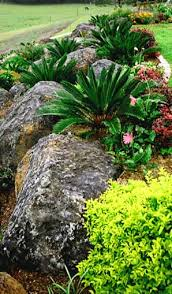 Artificial Garden Rocks Solid Rock After One Year How To Make Artificial Rock And