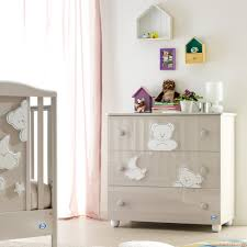 Pali Changing Table Dresser Hires Georgia C Pali Wooden Chest Of Drawers In Dovre Grey Lacquered Jpg