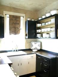 100 kitchen with black cabinets what countertop color looks
