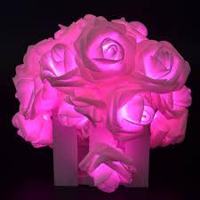 Popular Fairy Lights FlowersBuy Cheap Fairy Lights Flowers Lots - Pink fairy lights for bedroom