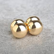 stud earrings online gold earrings studs gold second stud earrings online shopping