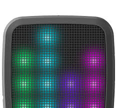 light up portable speaker trance mini portable bluetooth wireless light show speaker with