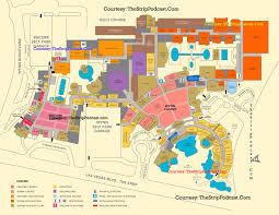 layout of caesars palace hotel las vegas map of wynn encore vegas hotels short list pinterest