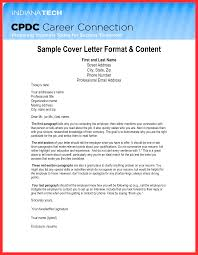 email cover letter format cover letter in an email 6 format of