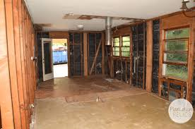 1960s kitchen cabinets demo and the hidden secrets of the flip house plantation relics