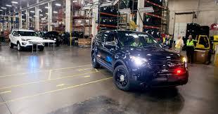Ford Raptor Police Truck - ford celebrates its 100 000 police interceptor built ford trucks com