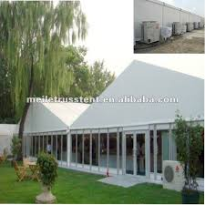 air conditioned tents marquee tent with air conditioner wholesale marquee tent