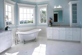 Blue And White Home Decor Bathrooms Modern Blue And White Bathroom Tiles Ideas Decor Home
