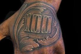 100 dollar tattoo design danielhuscroft com
